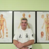Shiatsu therapeut - Maarssenbroek - Boško Bob Petrov