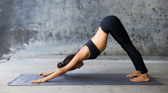 The Science behind Yoga and Stress - Its Just Therapy