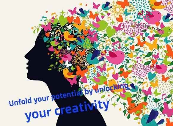 Ontplooi je potentieel door je creativiteit te ontgrendelen.
